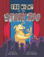 Dog Night at the Story Zoo - cover