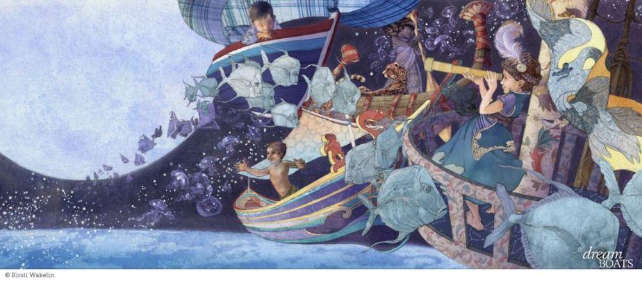 Dream Boats 3