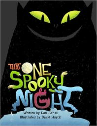That One Spooky Night - graphic novel